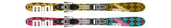 Горные лыжи Rossignol Mini (07/08)
