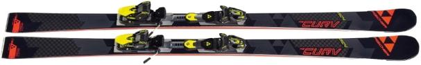 Горные лыжи Fischer RC4 The Curv Curvbooster + крепления RC4 Z13 Freeflex (16/17)