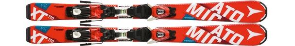 Горные лыжи Atomic Redster JR II + XTE 045 (15/16)