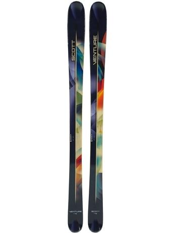 Горные лыжи с креплениями Scott Venture + Peak 12 Wide 97 11/12