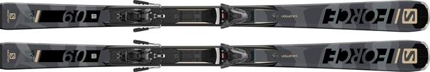 Горные лыжи Salomon S/Force 9 + крепления Z12 GW  (20/21)