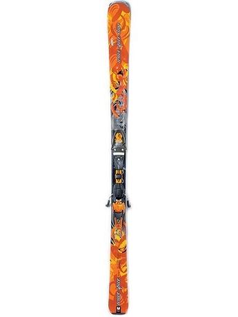 Горные лыжи Elan Wave Spice Fusion + крепления ELD 11 Fusion WB 07/08 07/08