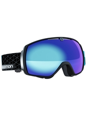 Маска Salomon XT One Black / Blue Photochromic LTS