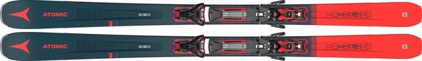 Горные лыжи Atomic Vantage 79 TI + крепления FT 12 GW  (20/21)