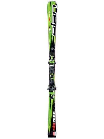 Горные лыжи Elan SLX Fusion Pro + крепления ELD 12 Fusion Pro 07/08 07/08