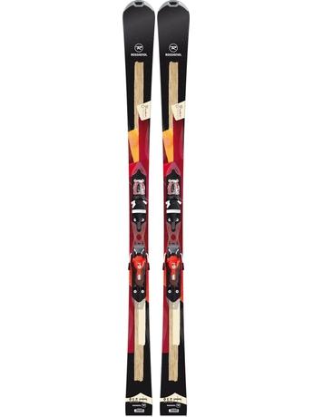 Горные лыжи Rossignol Unique 2 + Xelium Saphir 110 14/15