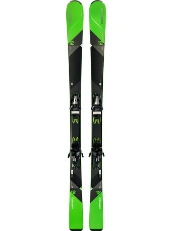 Горные лыжи Elan Amphibio 12Ti PS + крепления ELS 11 17/18