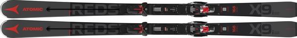 Горные лыжи Atomic Redster X9i WB + крепления X 12 GW (20/21)