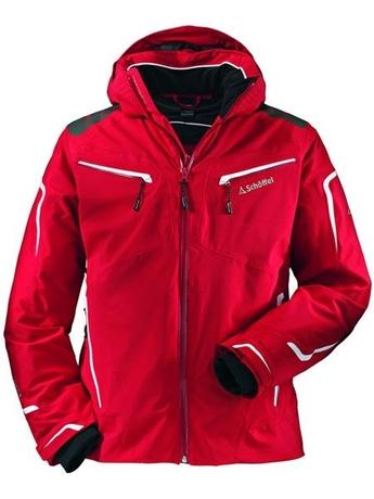 Куртка Schoffel Whistler красная