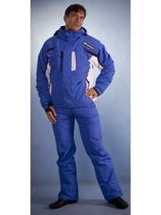 Куртка Besson Ellmau blue