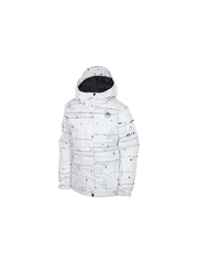 Детская куртка Rossignol Girl Bliss JKT PR Birds Multico