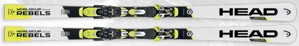 Горные лыжи Head Worldcup Rebels i.Speed Pro + крепления Freeflax EVO 16 (16/17)