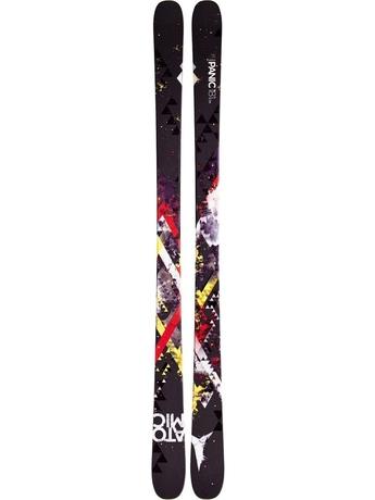 Горные лыжи с креплениями Atomic Panic + FFG 10 11/12