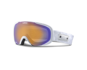 Маска Giro Field White Geo/ Persimmon Boost 50-60