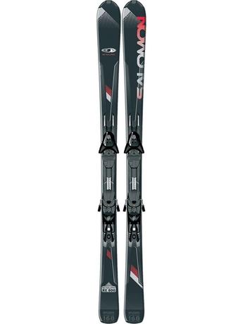 Горные лыжи с креплениями Salomon Enduro RX 800 + KZ12 B80 11/12