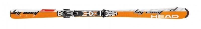 Горные лыжи Head BIG EASY Classic+ крепления SL 100 2007 (06/07)