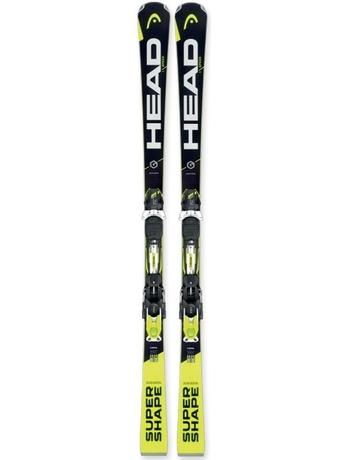 Горные лыжи Head i.Supershape Speed + крепления PRX 12 16/17
