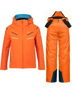 Горнолыжный костюм Kjus Boys Formula DLX Jacket + Boys Vector Pants