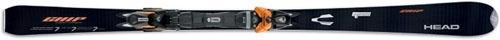 Горные лыжи Head Chip Supershape SW RF + крепления RFD 14 (08/09)