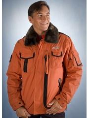 Куртка Besson Nevada orange