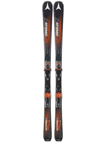 Горные лыжи Atomic Vantage X 75 C + крепления Lithium 10 17/18
