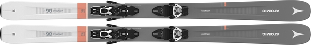 Горные лыжи Atomic Vantage 86 C W + крепления Warden R 11 MNC (20/21)