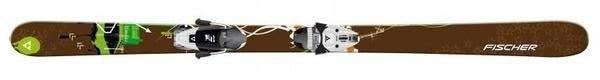 Горные лыжи Fischer Addict + крепления X 14 (07/08)