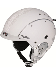 Горнолыжный шлем Casco SP-3 Limited Crystal