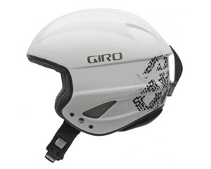 Шлем Giro Streif CF White Block Letters