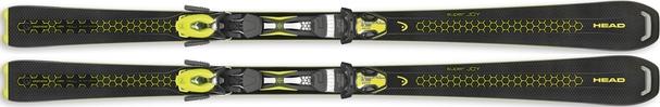 Горные лыжи Head Super Joy + Joy 11 SLR (15/16)