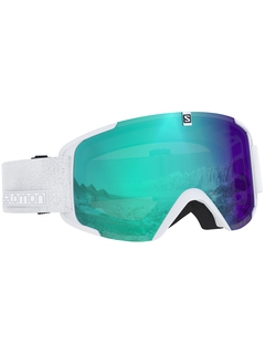 Маска Salomon Xview Photo White / Blue Photochromic