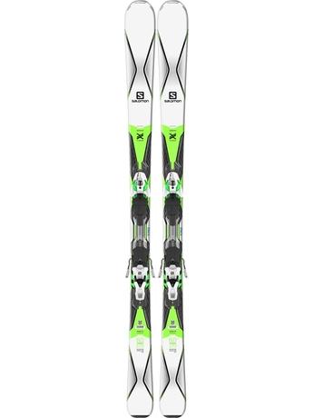 Горные лыжи Salomon X-Drive 8.0 + крепления XTO 10 16/17