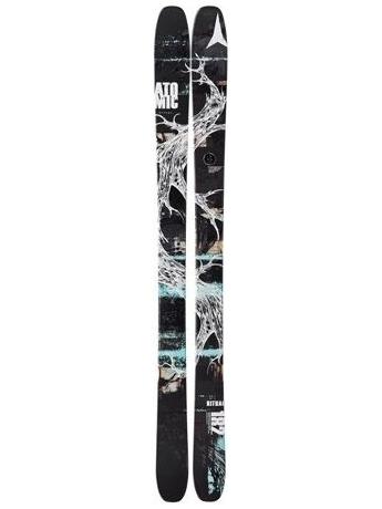 Горные лыжи с креплениями Atomic Ritual + FFG 14 Team 12/13