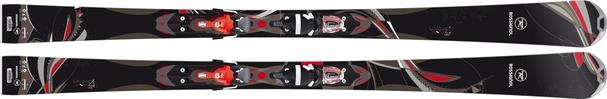 Горные лыжи Rossignol Unique 4S + Xelium Saphir 110 (14/15)