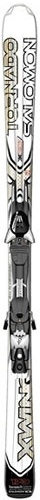 Горные лыжи Salomon XW Tornado Ti + крепление z12 166 10/11