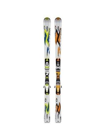 Горные лыжи Rossignol Zenith 1 Oversize + крепления AXIUM 100 TPI2 07/08