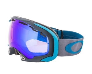 Маска Oakley Splice Dark Gunmetal W / Blue Iridium