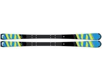 Горные лыжи Salomon X-Race Lab 165 + крепления Race Plate P69 (16/17)