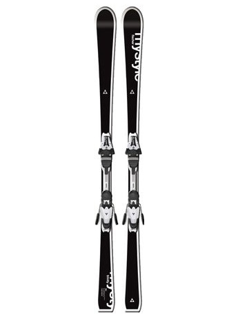 Горные лыжи с креплениями Fischer Trinity RF my style + V9 My Style 12/13