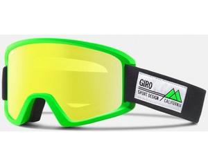 Маска Giro Semi Bright Green Frame Pop / Loden Yellow + Yellow