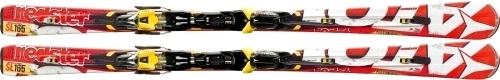 Горные лыжи Atomic Redster D2 SL + X 12 (13/14)