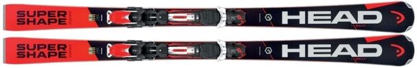 Горные лыжи Head i.Supershape Rally + крепления PRX 12 (16/17)