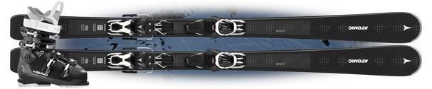 Горные лыжи Atomic Cloud 7 с креплениями L 10 GW + Head Advant Edge 65 W (19/20)