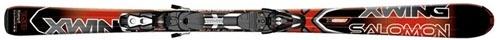 Горные лыжи Salomon X-Wing 8 + крепления 711 (09/10)
