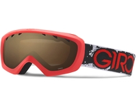 Маска Giro Chico Red / Black Camo / Amber Rose 40