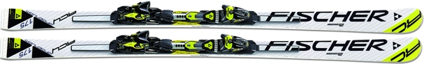 Горные лыжи Fischer RC4 Worldcup RC Pro + RC4 Z 13 FreeFlex (14/15)