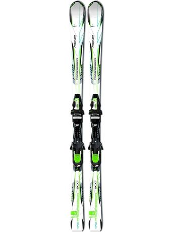 Горные лыжи Fischer Progressor 900 Racetrack + RSX Z13 RaceTrack 14/15