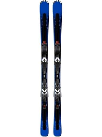 Горные лыжи Salomon XDR 75 + Lithium 10 17/18