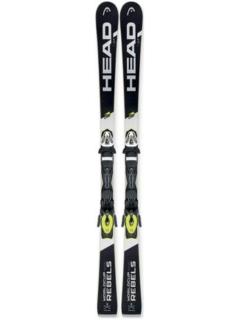 Горные лыжи Head Worldcup Rebels i.SLR + крепления PR 11 16/17