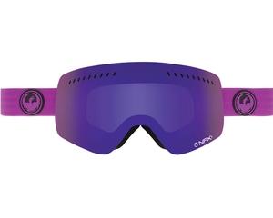 Маска Dragon NFXS Violet / Purple Ionized + Amber